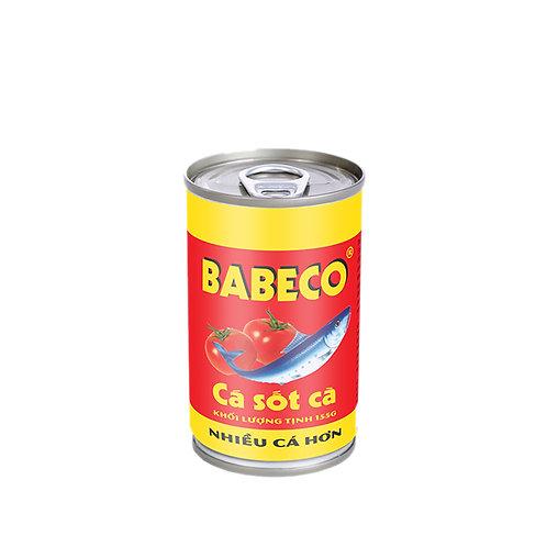 Cá sốt cà Babeco - 155 gram