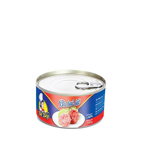 Thịt bò hai lát Bà Bếp - 150 gram
