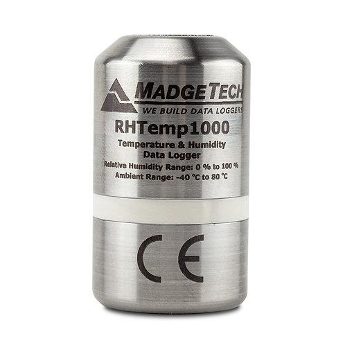 RHTemp1000 a compact, humidity and temperature data logger