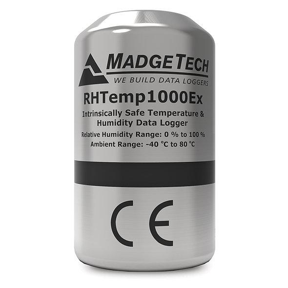 RHTemp1000Ex humidity and temperature data logger