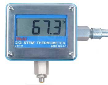 DST611 Digi-Stem® Digital RTD Thermometer