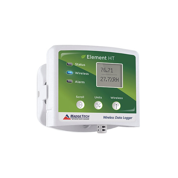 Element HT is a wireless data logger