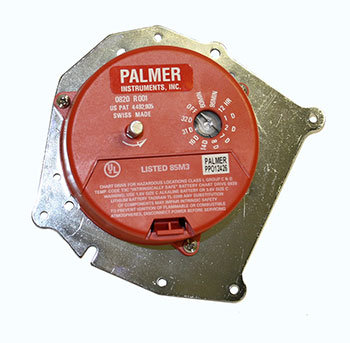 """PC-12 Quartz Multi-speed Chart Drive - 5/8"""" Drive Shaft"""