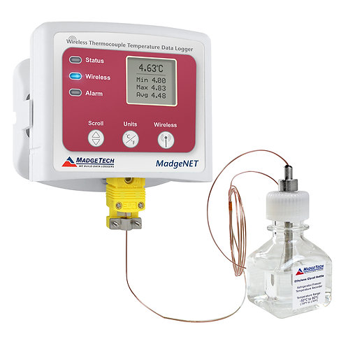 VTMS wireless vaccine temperature monitoring system
