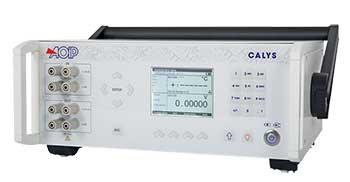 Calys 1000 field documenting multifunction calibrator