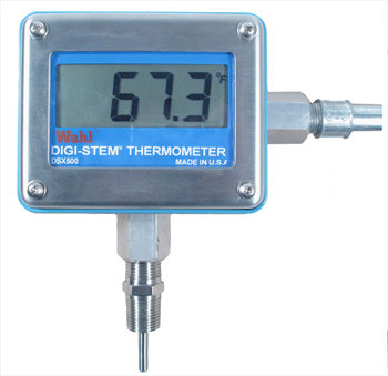 DSX500 Digi-Stem® Digital RTD Thermometer