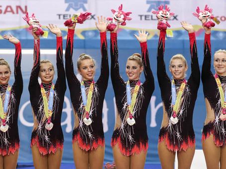 Alexandra Landry - Olympic Rhythmic Gymnast - Episode #82