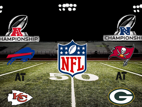 "The ""Stark"" breakdown of the AFC & NFC Championship Games"