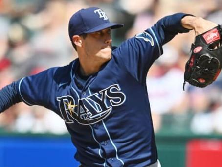 Matt Wisler - Pitcher for Tampa Bay Rays - Episode #94