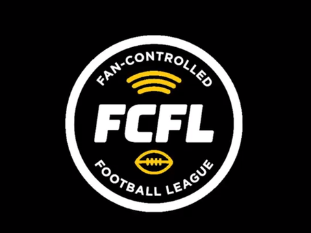 A Look into Fan Controlled Football League