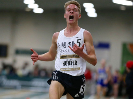 Drew Hunter - Professional Distance Runner - Episode #99