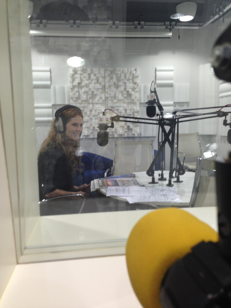 Ambassador Radio days.