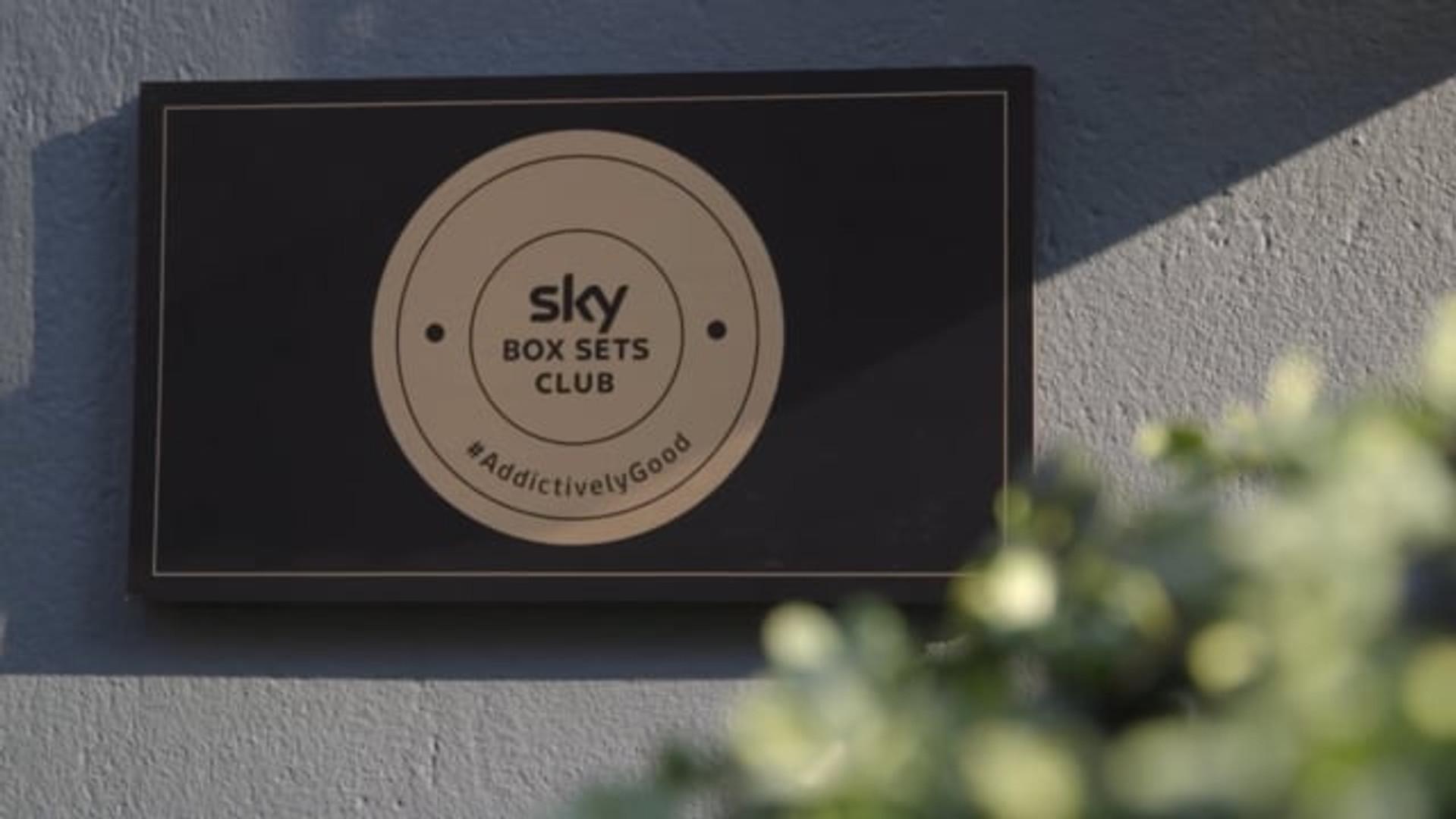 Sky Box Sets Launch