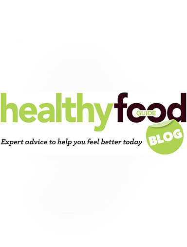 Emma Kenny in the healthy food guide