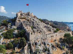 Antalya'nın Antik Kentleri