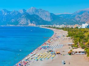 Antalya'nın Plajları