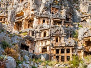 Antalya'da Gezilecek Tarihi Yerler