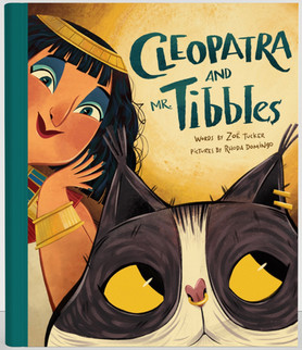 Cleopatra and Mr. Tibbles (Click for More)