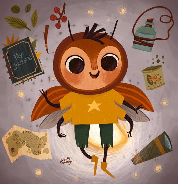 Lampy Firefly