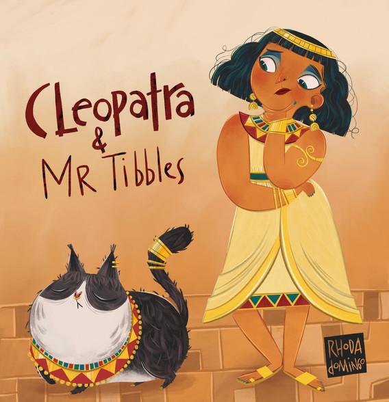 Cleopatra & Mr. Tibbles
