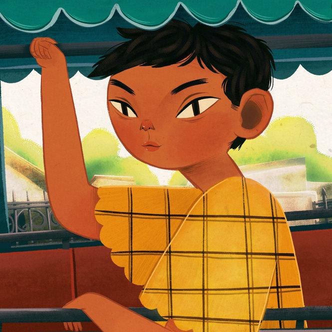 Sakay ng Dyipni (Riding the Jeepney)