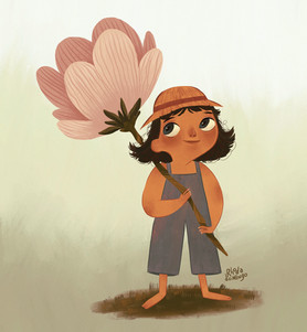 May Flower Child