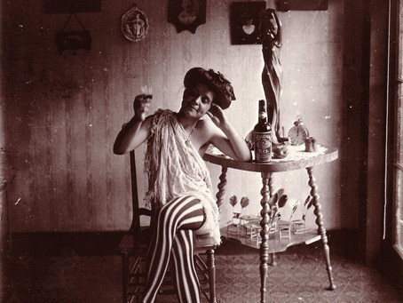 The Lost Sights and Sounds of Storyville, New Orleans's Red Light District