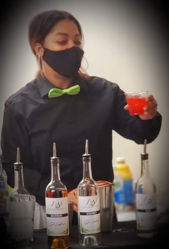 Your cocktail is ready...