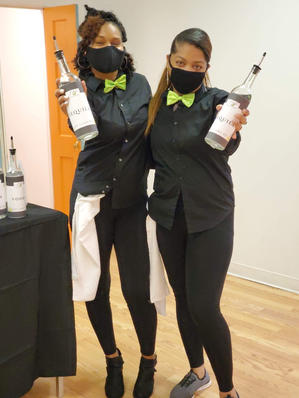 Lush Babes... here to serve you!
