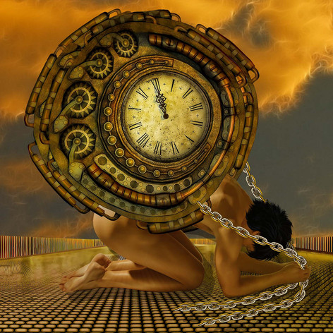 TIME IS GOLDEN