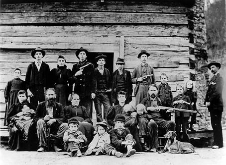Tarihten ve İnsandan Bir Kesit: Hatfields & McCoys