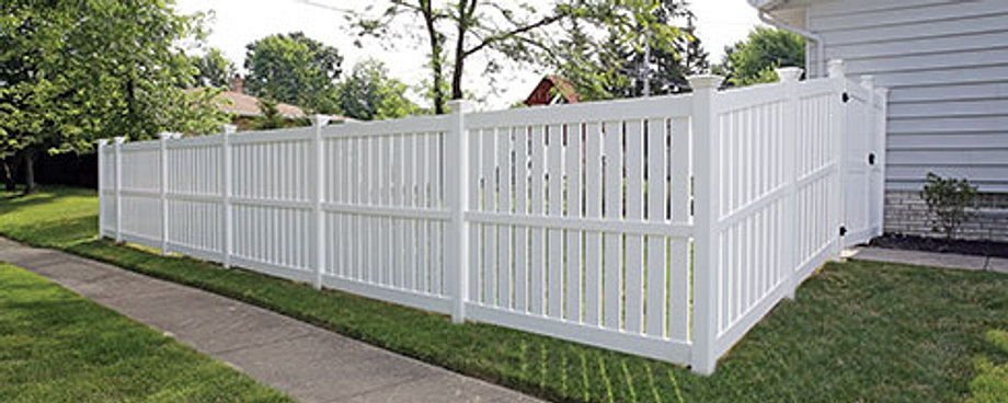 Vinyl Fence Aluminum Fence Chain Link Fence And Wood Fence