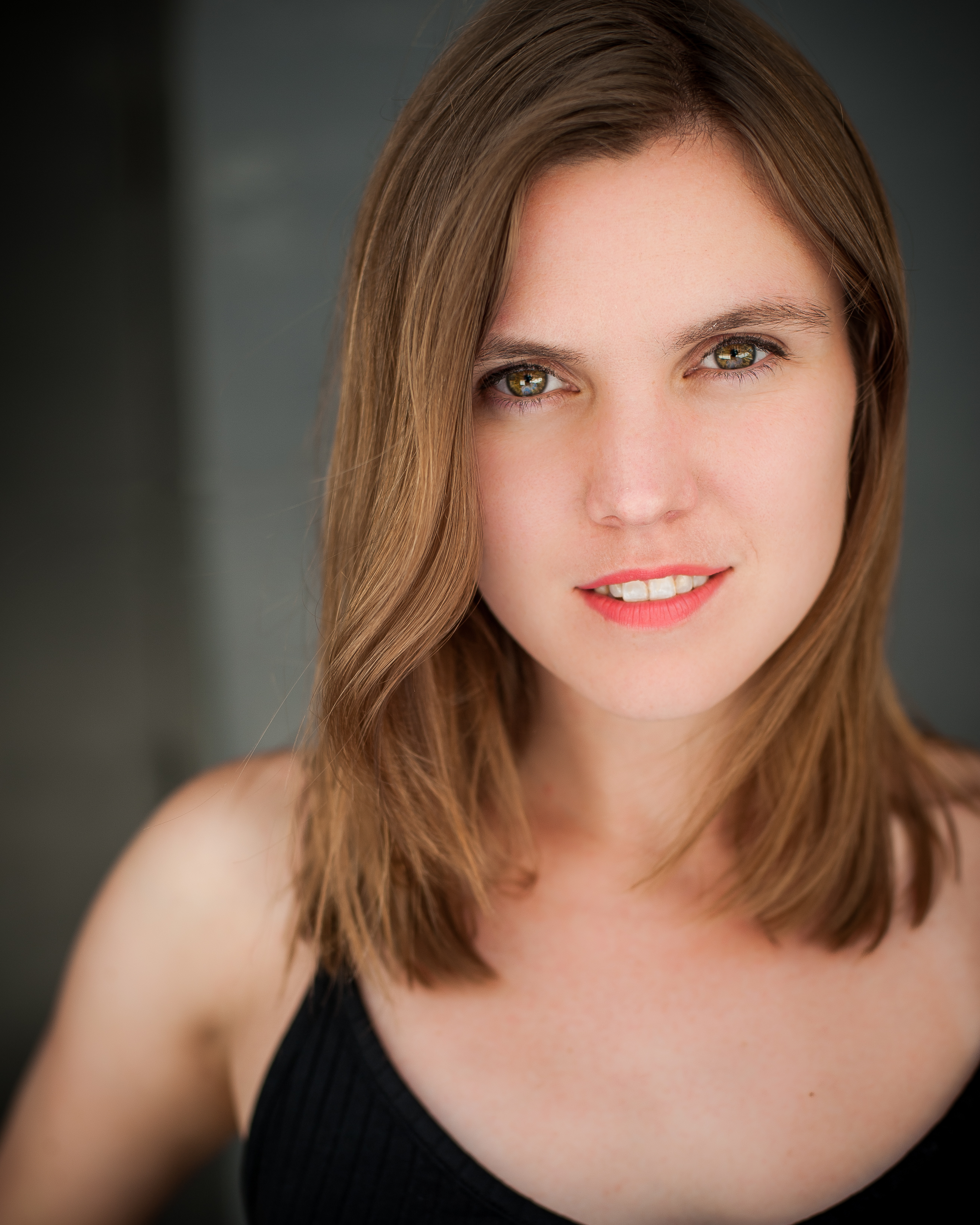 Blaire O'Leary - Headshot