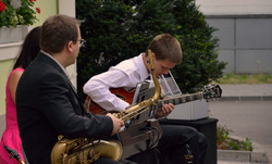 Kafé Džezva Zvolen - Swingová hudba