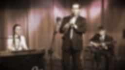 Swingová hudba - One Plus One (Trio)