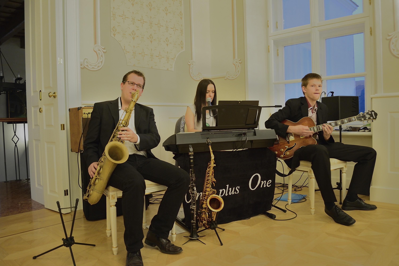 Zámok Slovenská Ľupča Swingová hudba