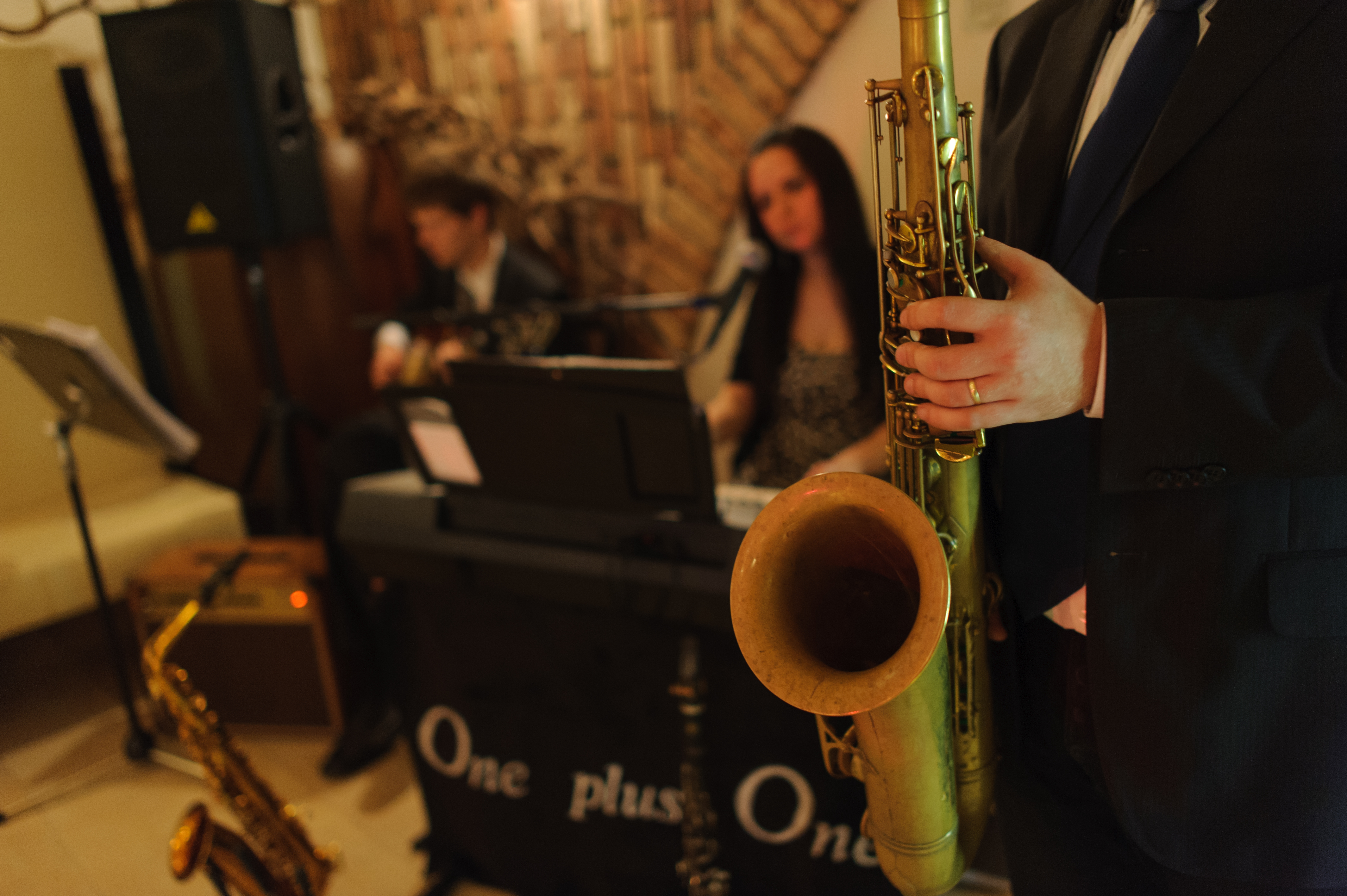Swingová hudba - One Plus One