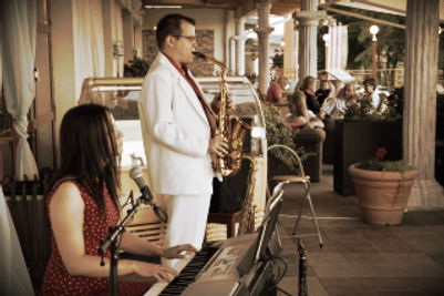 Swingová hudba - hudba do hotelov