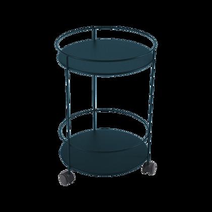 Guinguette Double Top Table - ACAPULCO BLUE