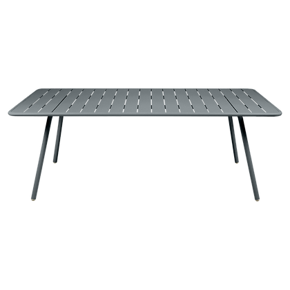 Luxembourg Bord 207x100 - STORM GREY