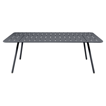 Luxembourg Bord 207x100 - ANTHRACITE