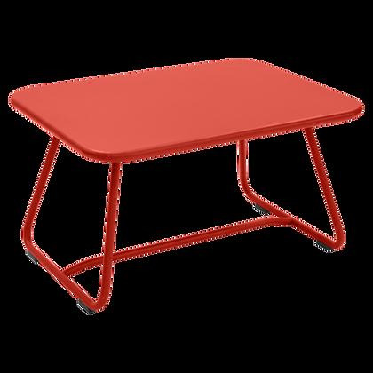 SIXTIES Low Table - CAPPUCINE