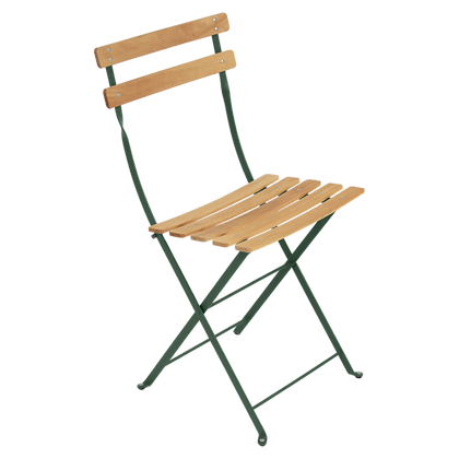 Bistro Stol NATUREL - CEDAR GREEN