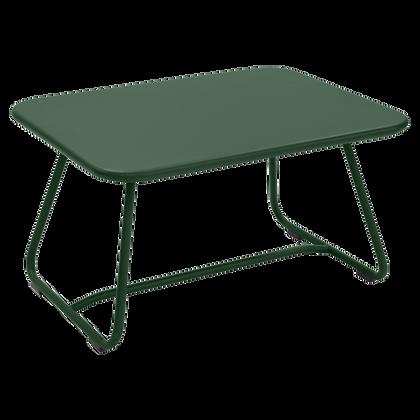 SIXTIES Low Table - CEDAR GREEN