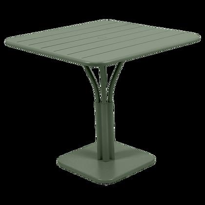 Luxembourg Pedestal Bord 80x80 - CACTUS