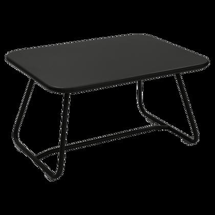 SIXTIES Low Table - LIQOURICE