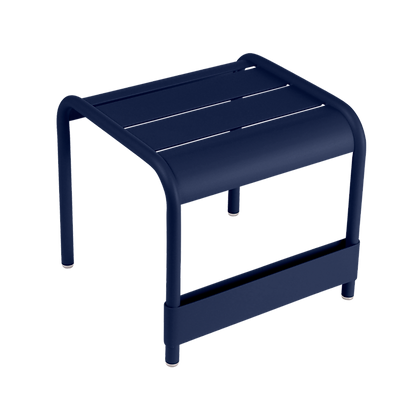 Luxembourg Small Foot Rest - DEEP BLUE