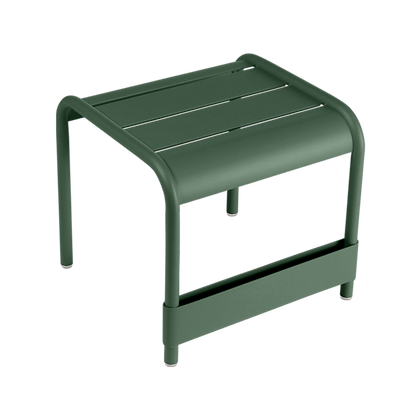 Luxembourg Small Foot Rest - CEDAR GREEN