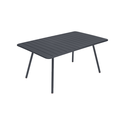 Luxembourg Bord 165x100 - ANTHRACITE