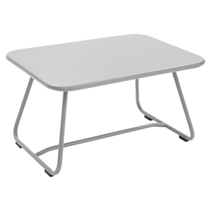 SIXTIES Low Table - STEEL GREY